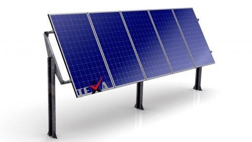 استراکچر خورشیدی RV1
