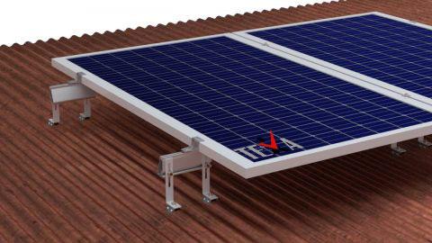 استراکچر خورشیدی TR