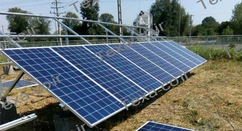 سازه خورشیدی دو ردیفه عمودی تکسا-رشت (10)