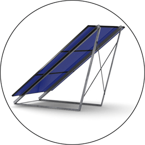 استراکچر خورشیدی H3