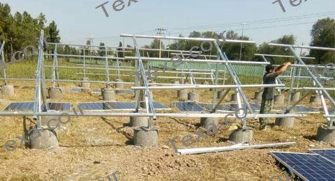 سازه خورشیدی دو ردیفه عمودی تکسا-رشت (2)