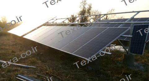 سازه خورشیدی دو ردیفه عمودی تکسا-رشت (7)