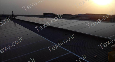 انرژی خورشیدی-تکسا-استراکچر خورشیدی