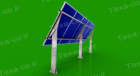 استراکچر-خورشیدی-چهار-فصل-تکسا