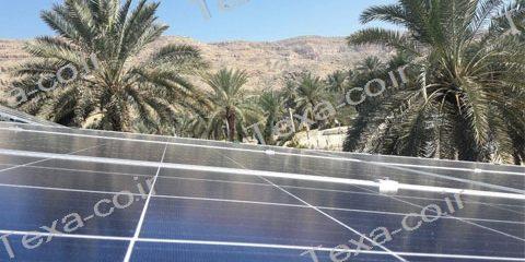 احداث نيروگاه فتوولتائيك-تکسا-مقاله-استراکچر و سازه خورشیدی