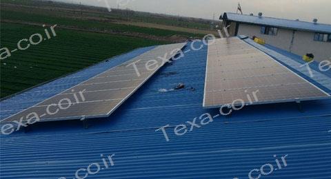 سازه خورشیدی TR-B (3)