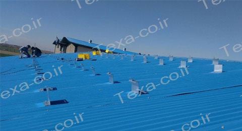 سازه خورشیدی TR-B (7)