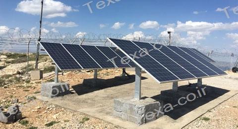 سازه-خورشیدی-با-قابلیت-تغییر-زاویه-تکسا-استراکچر-خورشیدی