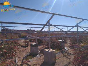 اجرای نیروگاه خورشیدی در خراسان جنوبی